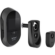 BRINNO SHC1000W Duo Smart DoorCam 12mm