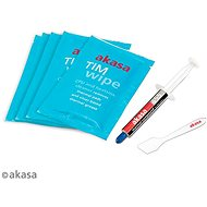 AKASA cleaning wipes and paste - TIM Wipes Kit / AK-TCW-03 - Accessories