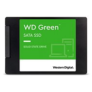 "WD Green SSD 120GB 2.5"" - SSD Disk"