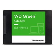 "WD Green 3D NAND SSD 480GB 2.5"" - SSD Disk"