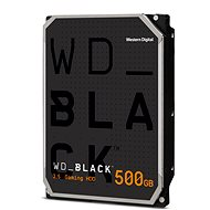 WD Black 500GB Performance Desktop Hard Drive - Hard Drive
