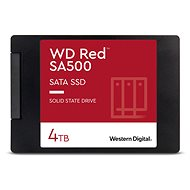 """WD Red SSD 4TB 2.5"""" - SSD Disk"""