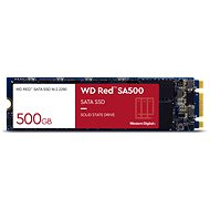 WD Red SSD 500 GB M.2 2280 - SSD Disk