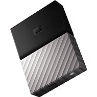 "WD 2.5"" My Passport Ultra Metal 2TB black/grey slim - External hard drive"