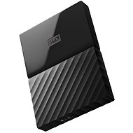 "WD 2.5"" My Passport 1TB Black - External hard drive"