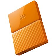 "WD 2.5"" My Passport 1TB Orange - External hard drive"