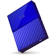 "WD 2.5"" My Passport 2TB Blue - External hard drive"