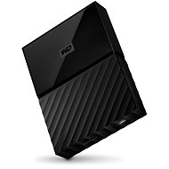 "WD 2.5"" My Passport 4TB Black - External hard drive"