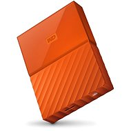 "WD 2.5"" My Passport 4TB orange - External hard drive"