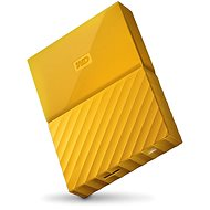 "WD 2.5"" My Passport 4TB Yellow - External hard drive"