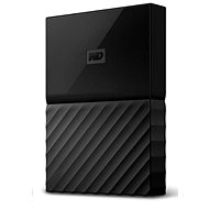 "WD 2.5"" My Passport 2TB black slim - External hard drive"
