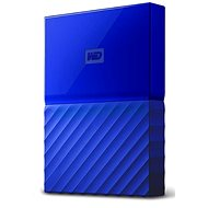 "WD 2.5"" My Passport 2TB blue slim - External hard drive"