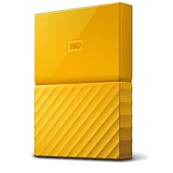 "WD 2.5"" My Passport 2TB yellow slim - External hard drive"