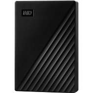 WD My Passport 5TB, black