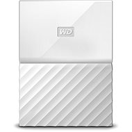 WD My Passport 1TB USB 3.0 White - External Hard Drive