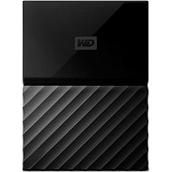 "WD 2.5"" My Passport for Mac 4TB - External hard drive"