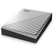 "WD 2.5"" My Passport Ultra for Mac 2TB Silver - External Hard Drive"