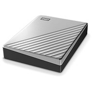 "WD 2.5"" My Passport Ultra for Mac 4TB Silver - External Hard Drive"