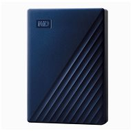 WD My Passport for Mac 5TB, blue