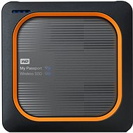 "WD 2.5"" My Passport Wireless SSD 250GB USB3.0 SD - Data Storage Device"