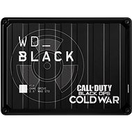 WD BLACK P10 Game drive 2TB Call of Duty: Black Ops Cold War Special Edition - External Hard Drive