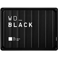 WD BLACK P10 Game Drive 4TB, black - External Hard Drive