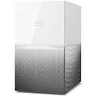 WD My Cloud Home Duo 4TB - Data Storage Device