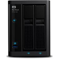 WD My Cloud Pro PR2100 8TB (2x 4TB) - Data Storage Device