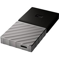 Sandisk My Passport SSD 1TB Silver/Black - External hard drive