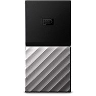 WD My Passport SSD 2TB Silver/Black - External hard drive