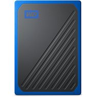 WD My Passport GO SSD 1TB Blue - External hard drive