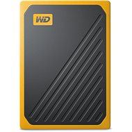 WD My Passport GO SSD 1TB Yellow - External hard drive
