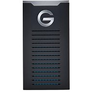 G technology G-DRIVE mobile 500GB, Silver - SSD Disk