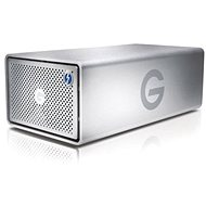 G technology G-Raid 8TB, Silver - External hard drive