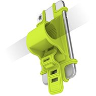CELLY EASY BIKE for Phones, to be Mounted on the Handlebar, Green - Mobile Phone Case