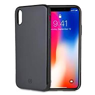 CELLY GHOSTSKIN for Apple iPhone X/XS Black - Mobile Case