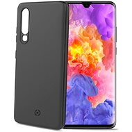 CELLY GHOSTSKIN for Huawei P30 Compatible with GHOST Holders, Black - Case