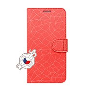 FIXED FIT for Huawei P30 Red Mesh