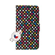 FIXED FIT for Huawei P30 Lite Rainbow Dots