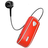 CELLY SNAIL red - Bluetooth Headset
