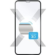FIXED 3D Full-Cover for Samsung Galaxy A6 Black