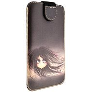 FIXED Soft Slim with doll motive 5XL Antonie - Mobile Phone Case