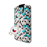 FIXED Soft Slim 5XL Grey Dice - Mobile Phone Case