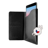FIXED Pocket Book for Apple iPhone X/XS black - Mobile Phone Case