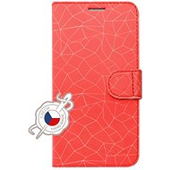FIXED FIT for Xiaomi Redmi Note 7/7 Red Mesh - Mobile Phone Case
