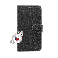 FIXED FIT for Samsung Galaxy A70/A70s Grey Mesh Theme - Mobile Phone Case