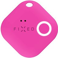 FIXED Smile with motion sensor, pink