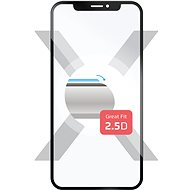 FIXED Full-Cover for Samsung Galaxy A7 (2018) Black