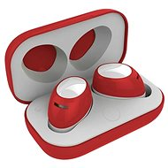 CELLY Twins Air Red - Headphones with Mic