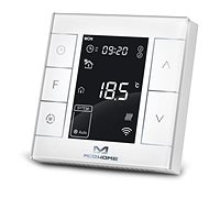 MCOHome Electric Heating Thermostat V2, Z-Wave Plus, white - Smart Room Thermometer